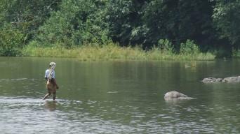 Camaté - fleuve Ouémé